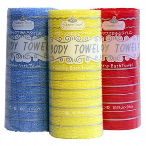 Body Towel Полотенце-скраб мочалка Healthy Bath Towel