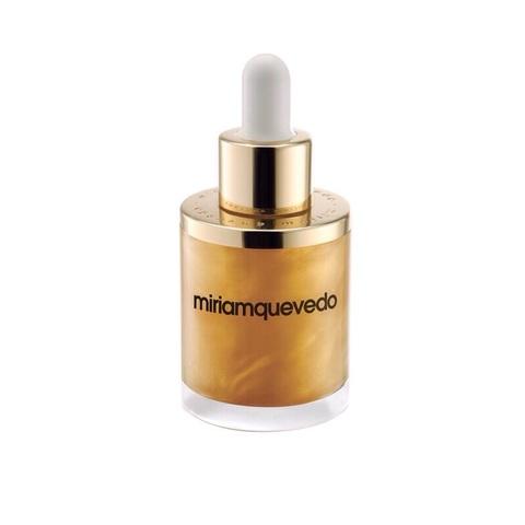 MIRIAM QUEVEDO   Масло для волос с золотом 24 карата / The Sublime Gold Oil, (50 мл)