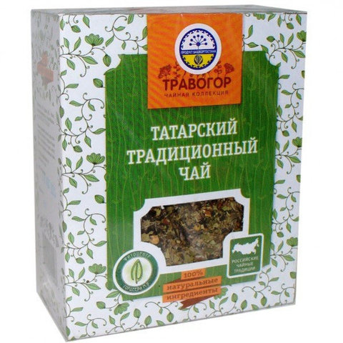 Травогор Татарский традиционный чай 60 г