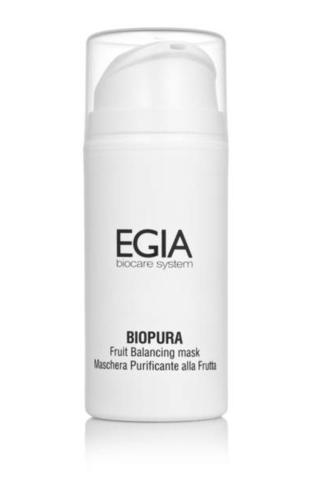*Маска балансирующая с экстрактами фруктов (EGIA/BIOPURA/100мл/FP-23)