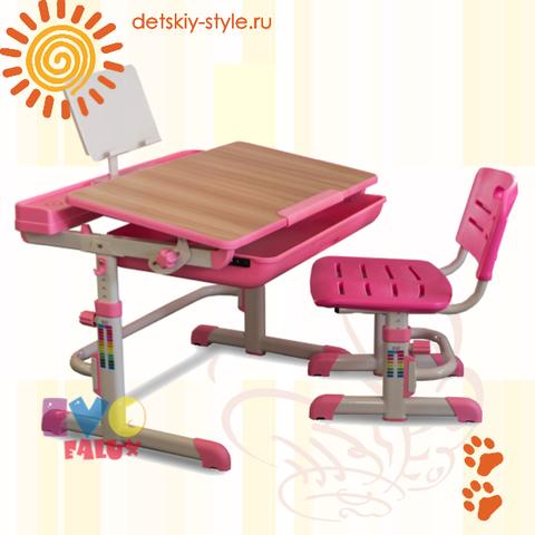 Парта и стул Evo-04 XL