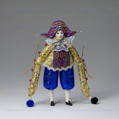 Ёлочная игрушка клоун Солдатик