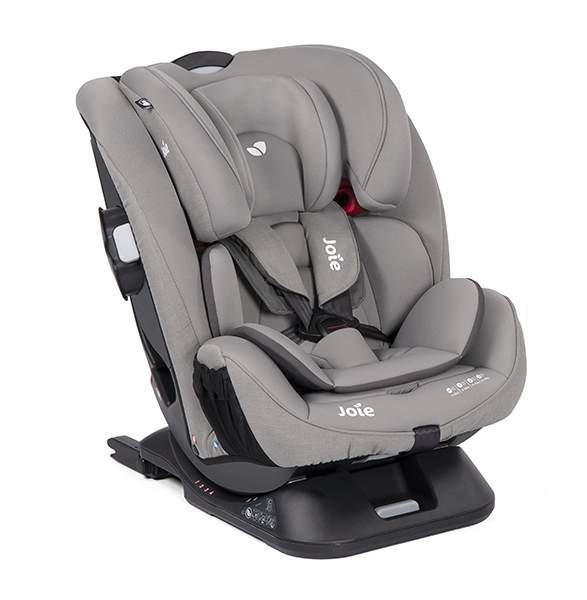 Автокресло детское JOIE Every Stage FX Gray Flannel Car Seat