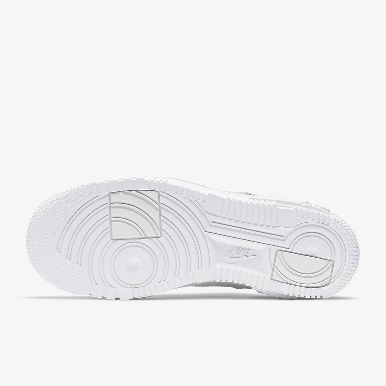 Nike Air Force 1 Pixel White