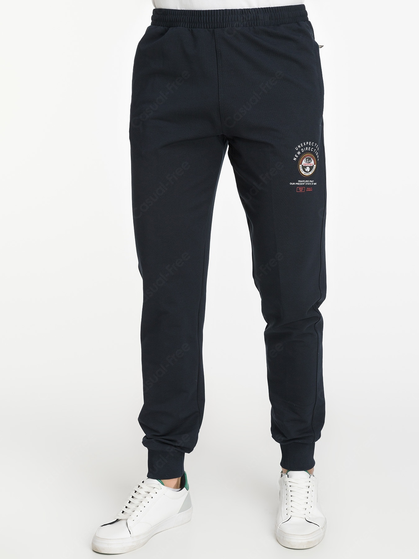 "Спортивные брюки Спортивные брюки ""Napapijri"" 234-тёмно-синий_02.jpg"