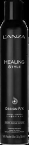 Healing Style Design F/X  Лак легкой фиксации 300 мл