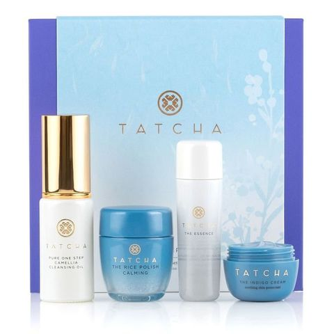 Tatcha The Starter Ritual soothing & anti-aging set