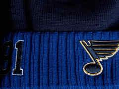 Шапка NHL Saint Louis Blues № 91