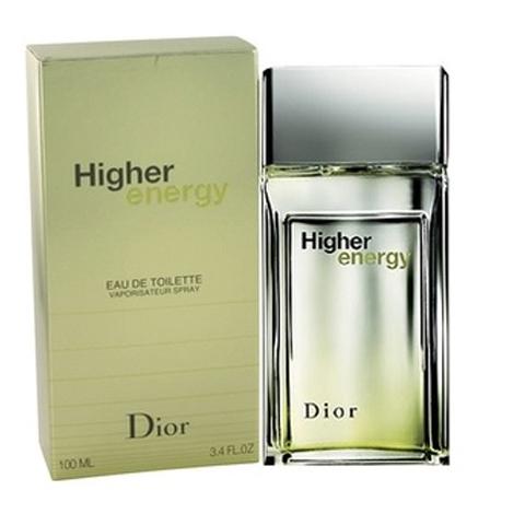 Christian Dior: Higher Energy мужская туалетная вода edt, 100мл