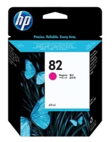 Оригинальный струйный HP C4912A 82 пурпурный