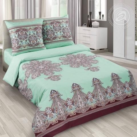 Комплект постельного белья Турецкие мотивы DE LUXE