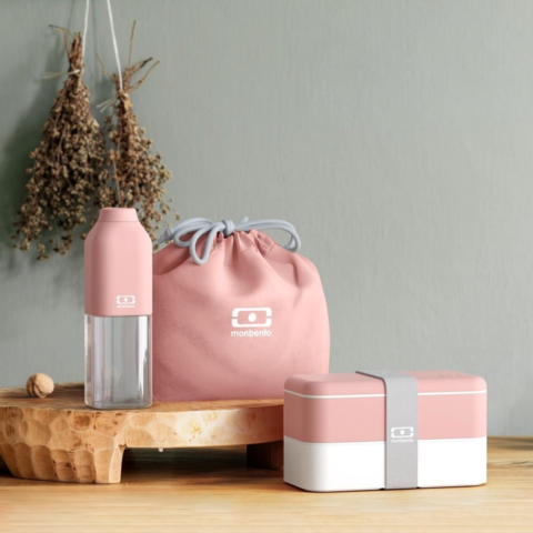 Комплект подарочный Monbento Rose Flamingo
