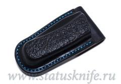 Чехол кожаный черный Black Buck 110