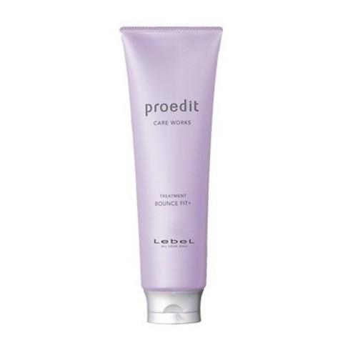 Lebel Proedit Home Charge: Маска для объема истонченных волос (Proedit Hair Treatment Bounce Fit Plus), 250мл/600мл/1л