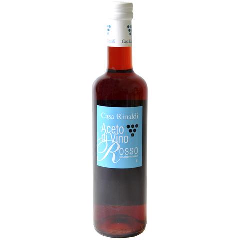 Уксус Casa Rinaldi из красного вина 500 мл