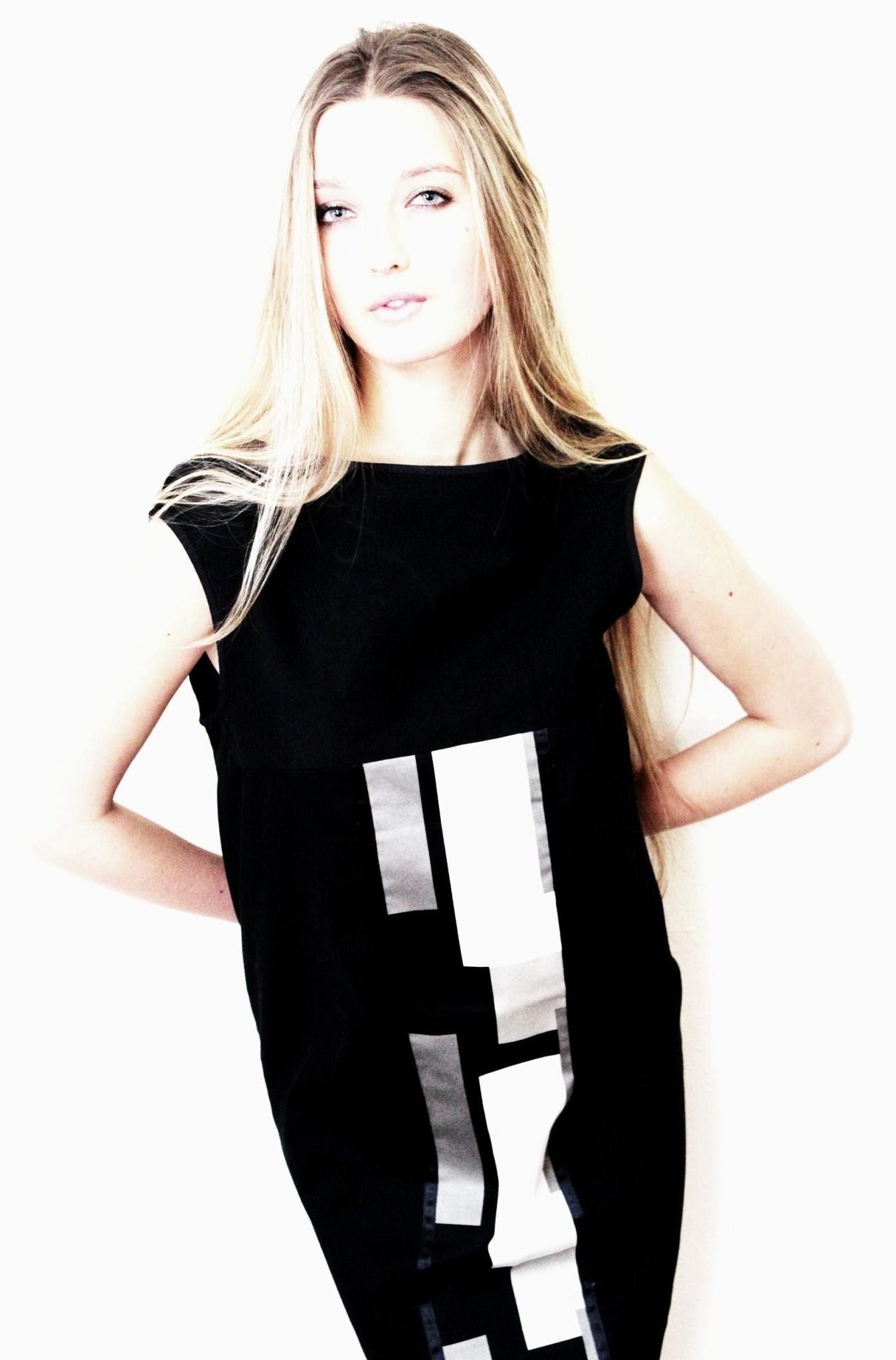 Платье женское. Модель PL-486