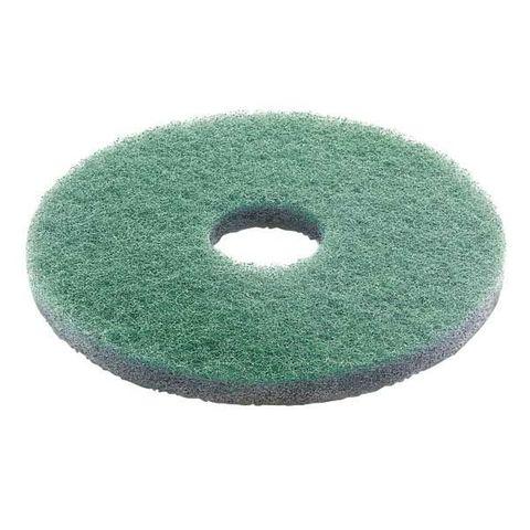 Алмазный пад, Karcher тонкий, зеленый, 280 mm