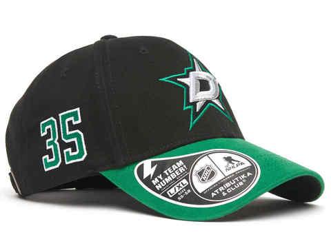 Бейсболка NHL Dallas Stars № 35