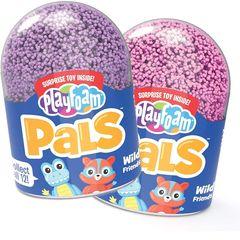 Пластилин ПлэйФоум PlayFoam Капсула с сюрпризом