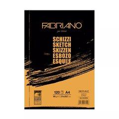 Скетчбук для эскизов Fabriano