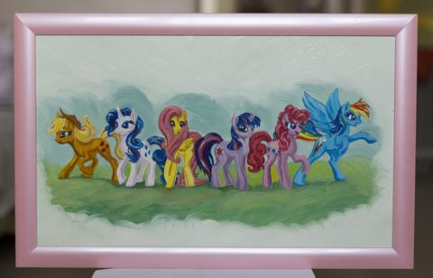 Картина My Little Pony