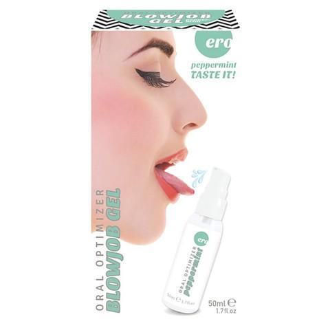 Оральный гель с охлаждающим эффектом Oral Optimizer мята