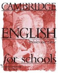 Cambridge English for Schools 3 Workbook