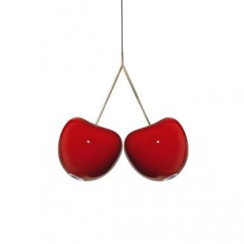 Подвесной светильник копия Сherry by Qeeboo (красный)