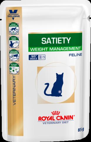 Диета для кошек при ожирении