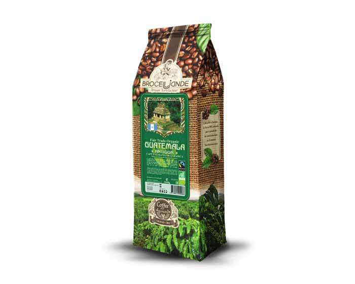 Кофе в зернах Broceliande Guatemala