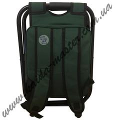 Складной стул - рюкзак с термосумкой