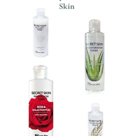 Secret Skin Toner