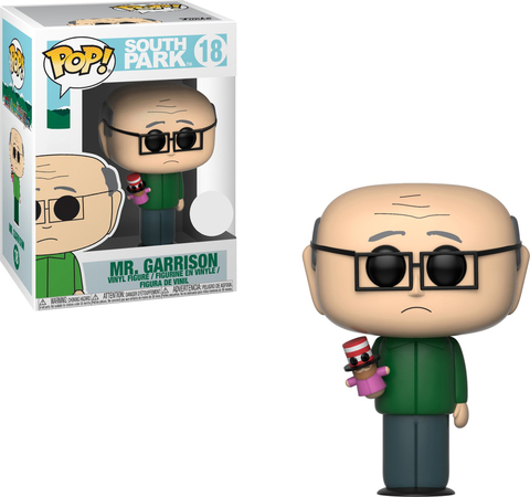 Funko POP! Vinyl: South Park W2: Mr. Garrison