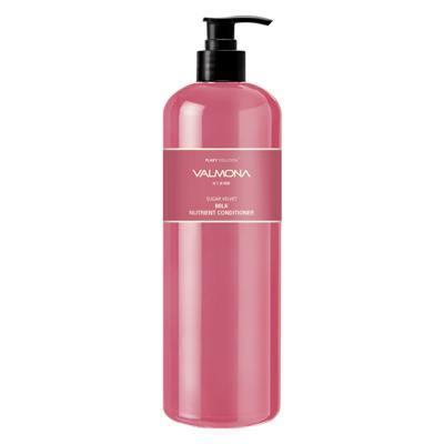 Кондиционер для оздоровления волос ягодный Valmona Sugar Velvet Milk Nutrient Conditioner