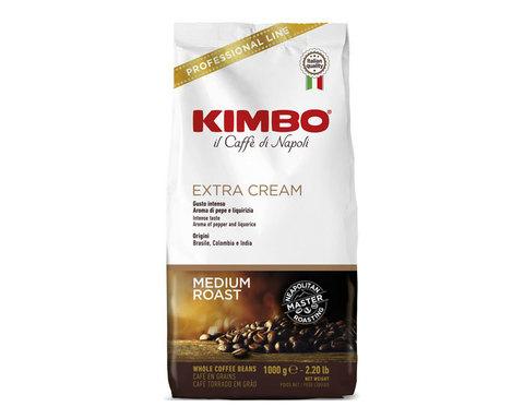 купить Кофе в зернах Kimbo Extra Cream, 1 кг