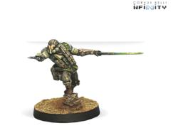 Hassassin Husam Yasbir  (вооружен Holoprojector L1) (вооружен Viral CCW)