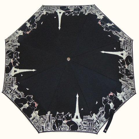 Зонтик с котятами