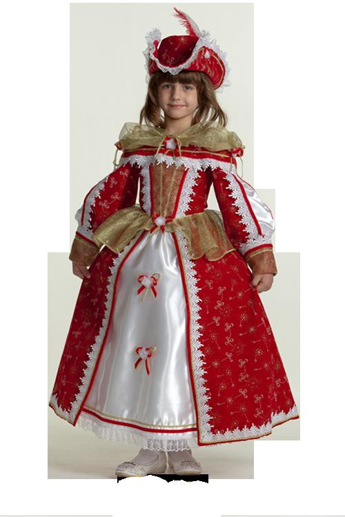 Карнавальный костюм Королева Мушкетеров