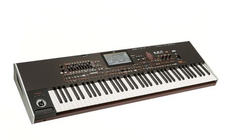 Синтезаторы и рабочие станции Korg PA4X-76