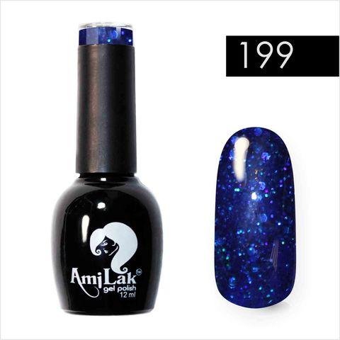 AmiLak Color Gel Polish №199