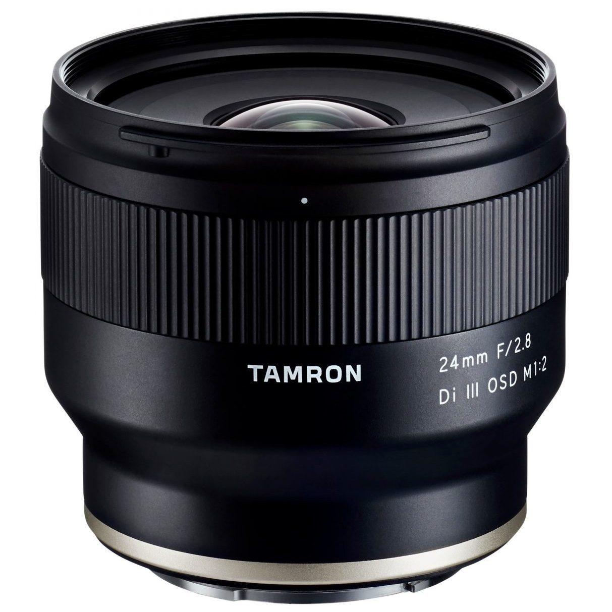 Tamron 24mm F/2.8 Di III OSD (F051) купить в Sony Centre Воронеж