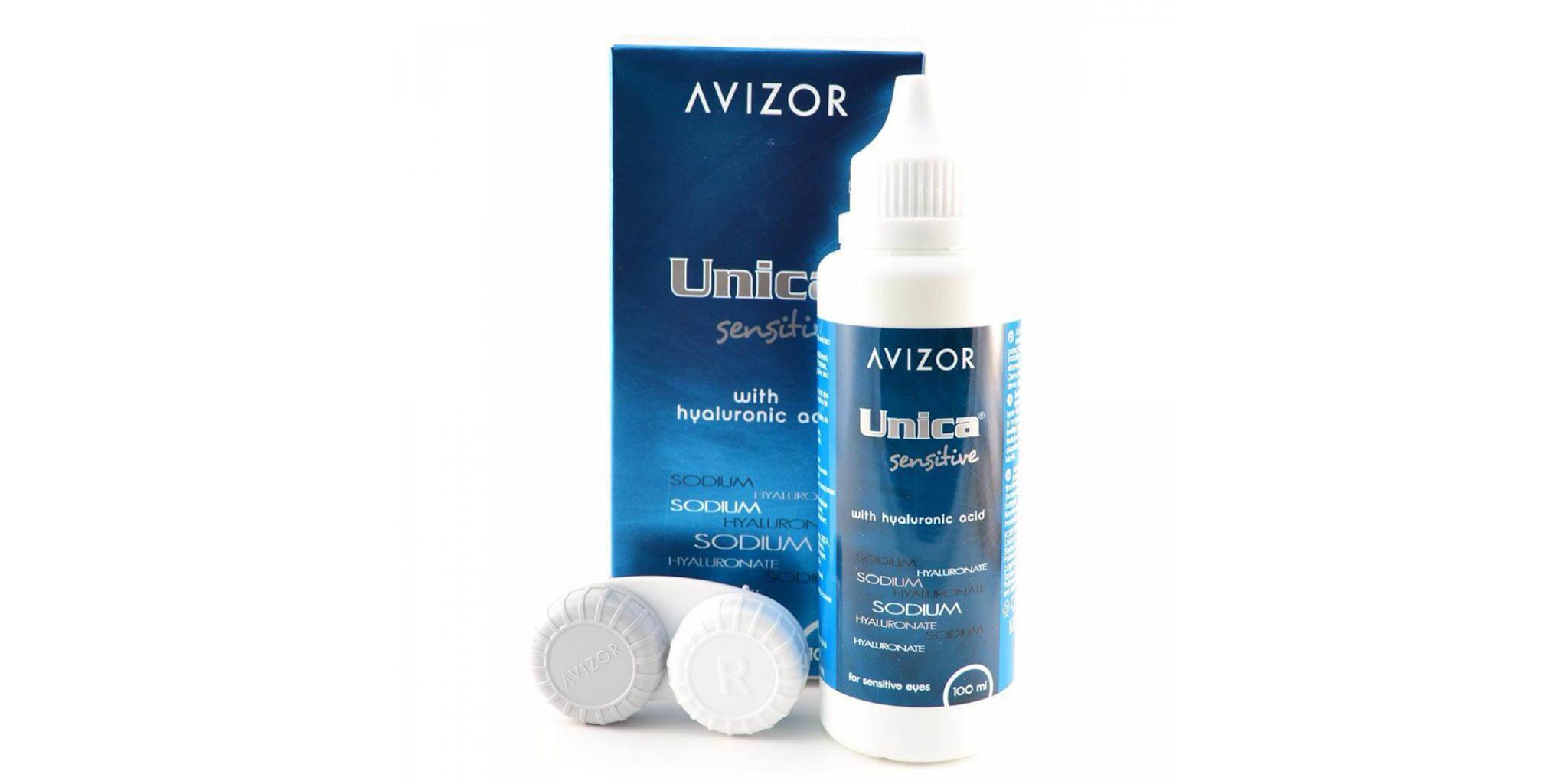 Unica Sensitive Avizor