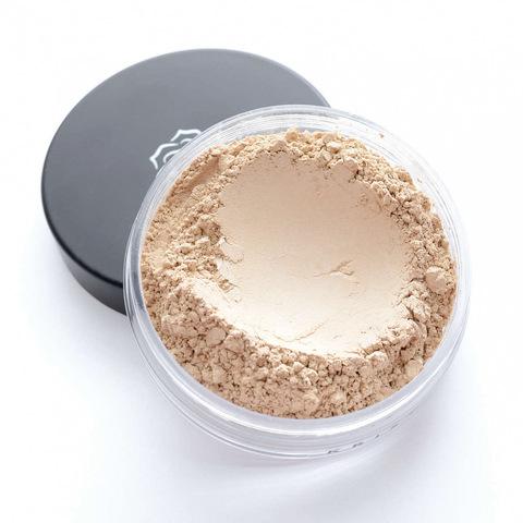 Пудра Закрепляющая N1 Нейтральный оттенок 5гр (Kristall Minerals Cosmetics)