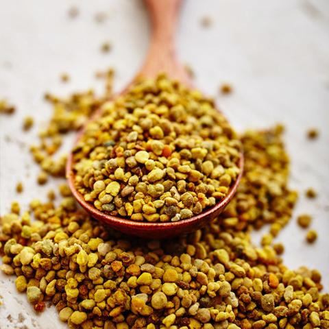 Цветочная пыльца (пчелиная обножка)