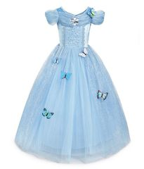 Бархатное платье Золушки