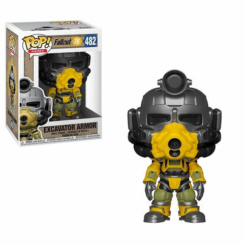 Фигурка Funko POP! Vinyl: Games: Fallout 76: Excavator Power Armor 39038