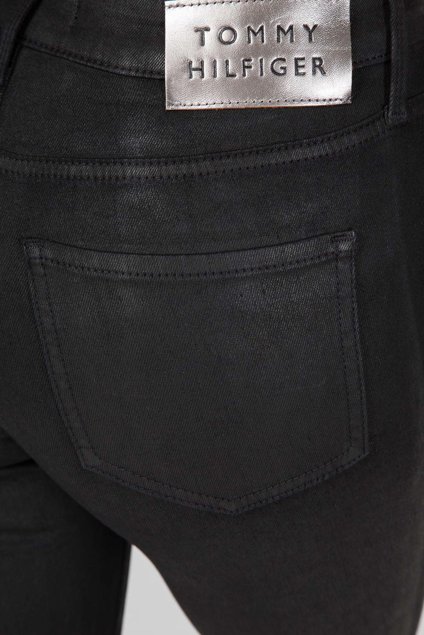 Женские черные джинсы HARLEM ULTRA SKINNY Tommy Hilfiger