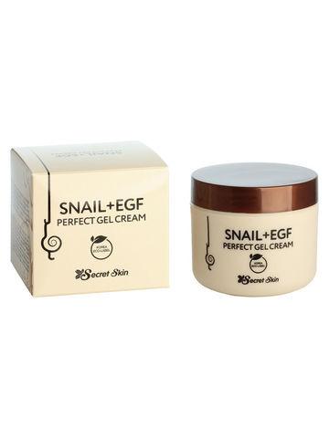 Крем-гель для лица с экстрактом улитки Secret Skin Snail EGF Perfect Gel Cream