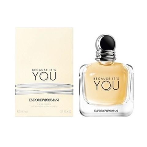 Giorgio Armani: Because It s You женская парфюмерная вода edp, 30мл/50мл/100