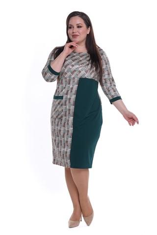 Платье-4069